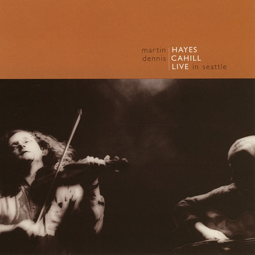 Live In Seattle by Martin Hayes