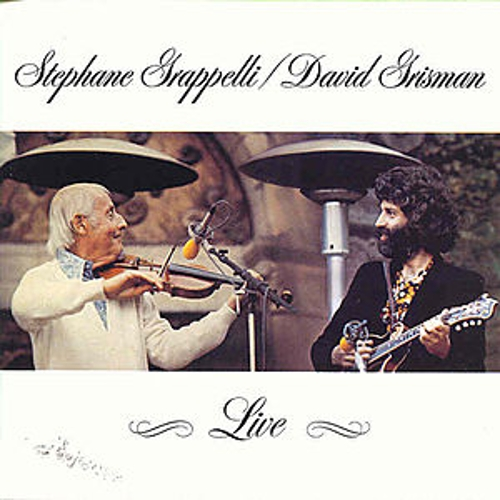 Live by Stephane Grappelli