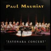 Sayonara concert by Paul Mauriat