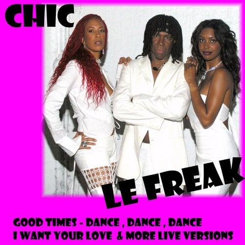 Le Freak by Chic