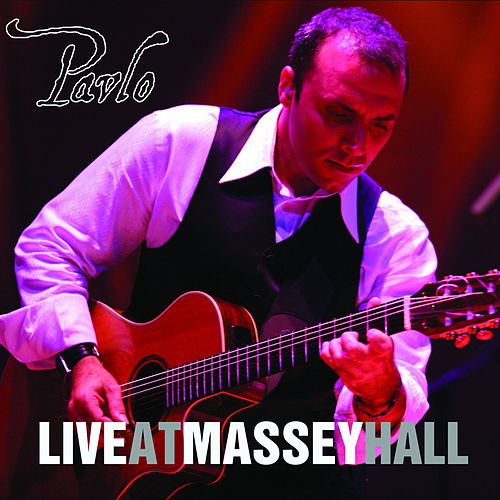 Live At Massey Hall by Pavlo