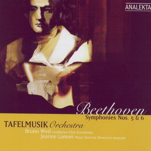Beethoven Symphonies Nos. 5 & 6 by Tafelmusik Baroque Orchestra