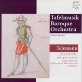 Orchestral Suites (Telemann): Alster; Burlesque de Don Quixotte; La Bourse by Jeanne Lamon