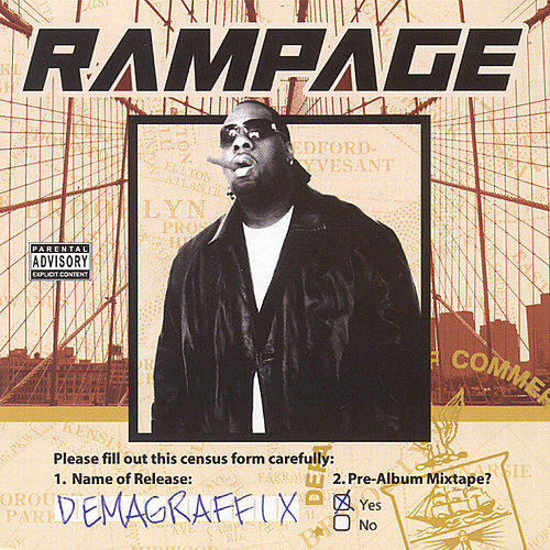 Demagraffix by Rampage (Rap)