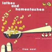 Latkes and Hamentashen by Fran Avni