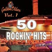 50 Rockin' Hits, Vol. 1 von Various Artists