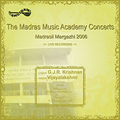 Madrasil Margazhi 2006 (Live) by Lalgudi Gjr Krishnan