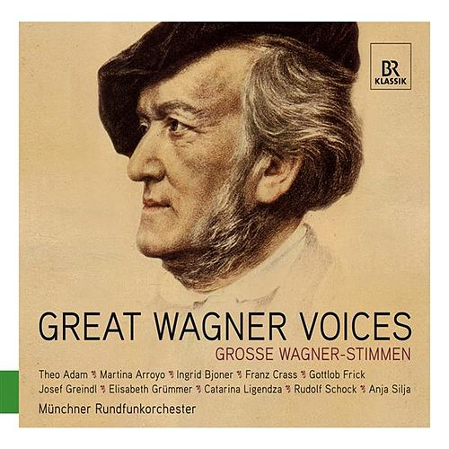 Great Wagner Voices by Various Artists