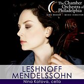 Leshnoff - Mendelssohn by Various Artists