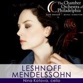 Leshnoff - Mendelssohn by Various Artists