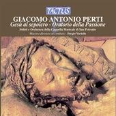 Perti: Oratorio della Passione: Gesu al Sepolcro by Lina Maria Akerlund