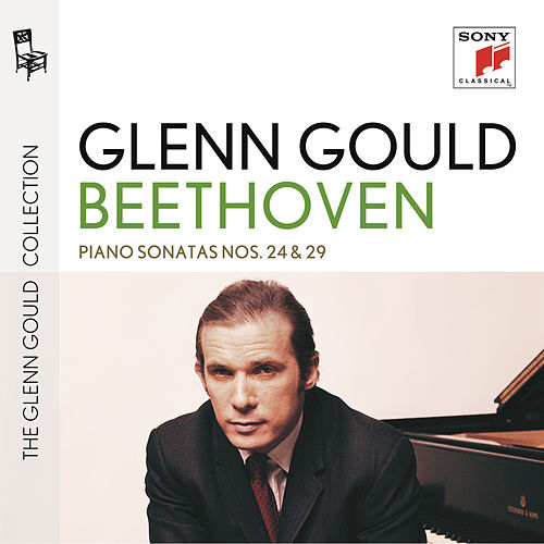 SONATA NO. 24; HAMMERKLAVIER SONATA by Glenn Gould