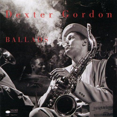Ballads by Dexter Gordon