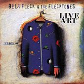 Live Art by Bela Fleck