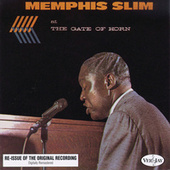 At The Gate Of Horn by Memphis Slim