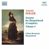 Sonatas for Harpsichord Vol. 1 by Antonio Soler