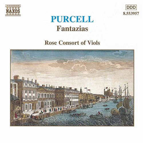 Fantazias by Henry Purcell