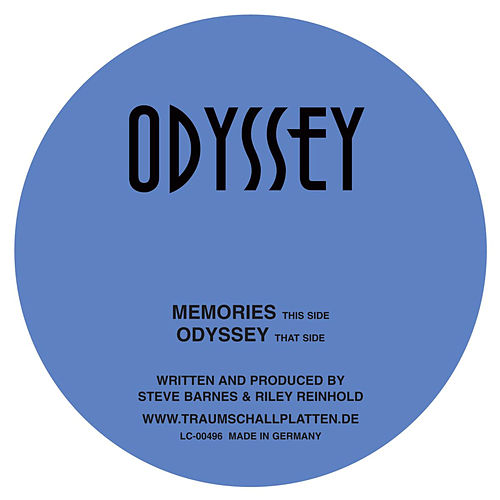Odyssey by Riley Reinhold