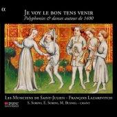 Je voy le bon tens venir by Les Musiciens de Saint-Julien