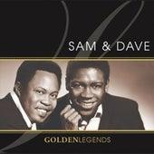 Golden Legends: Sam & Dave by Sam and Dave