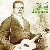 The Best of Blind Lemon Jefferson [Yazoo] by Blind Lemon Jefferson