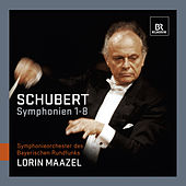 Schubert: Symphonien 1-8 by Bavarian Radio Symphony Orchestra
