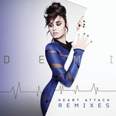 Heart Attack Remixes by Demi Lovato