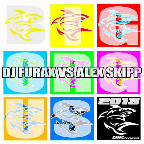 Big Orgus 10 Years Remixes by DJ Furax