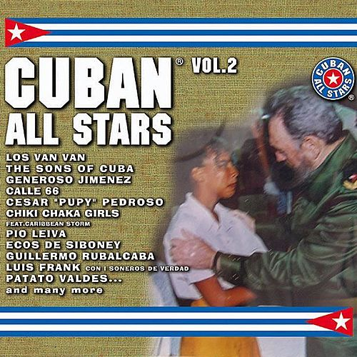 Cuban All Stars Vol. 2 by Various Artists