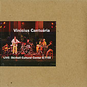 LIVE: Skirball Center 8/7/03 von Vinicius Cantuaria