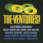 Go With The Ventures! by The Ventures