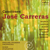 Jose Carreras: Canciones von Jose Carreras