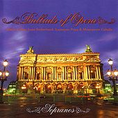 Ballads Of Opera - Sopranos by Various Artists