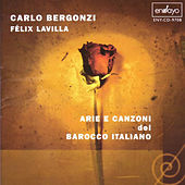 Arie e Canzoni del Barroco Italiano von Carlo Bergonzi