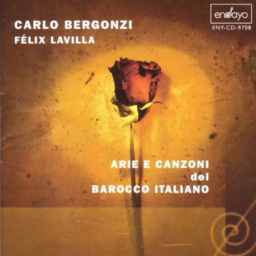 Arie e Canzoni del Barroco Italiano by Carlo Bergonzi