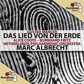 Mahler: Das Lied von der Erde (Song of the Earth) by Alice Coote