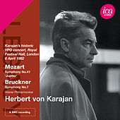 Karajan's historic VPO concert by Vienna Philharmonic Orchestra