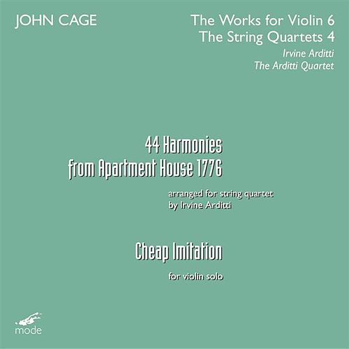 Harmonies From Apartment House 1776 by John Cage