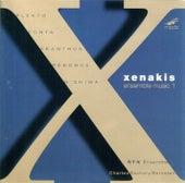 Ensemble Music 1:  Plekto; Eonta; Akanthos; Rebonds; N'shima by Iannis Xenakis
