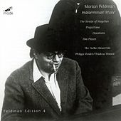Straits Of Magellan by Morton Feldman