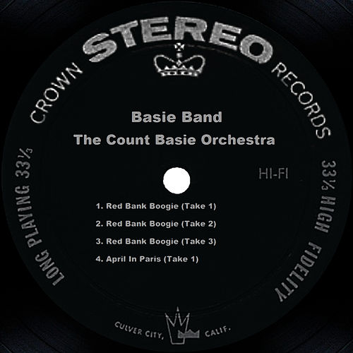 Basie Band by Count Basie