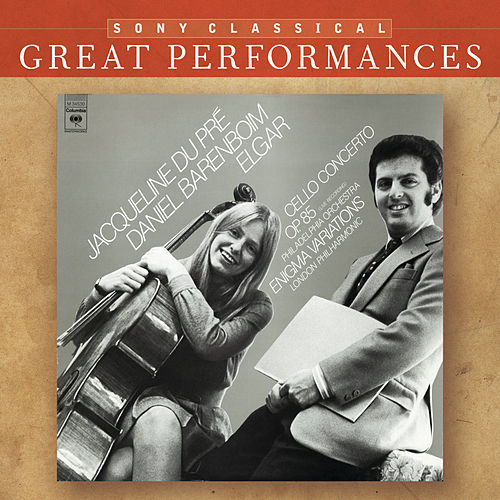 Elgar: Cello Concerto; Enigma Variations; Pomp and Circumstance Marches No. 1 & 4 [Great Performances] by Daniel Barenboim