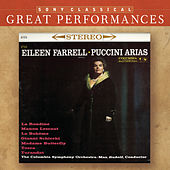 Puccini Arias and Others in the Great Tradition [Great Performances] by Eileen Farrell