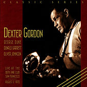 Live At The Both/And Club by Dexter Gordon