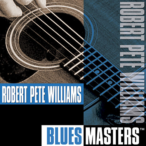 Blues Masters by Robert Pete Williams