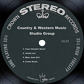 Country & Western Music by Studio Group