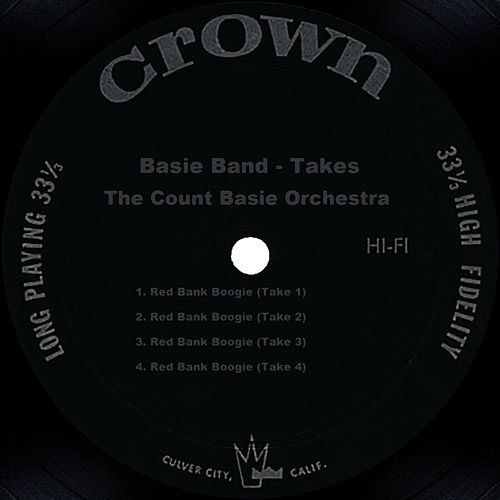 Basie Band - Takes by Count Basie