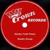 Honky Tonk Piano by Studio Group