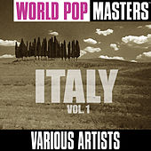 World Pop Masters: Italy, Vol. 1 by Various Artists