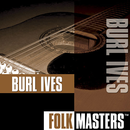 Folk Masters by Burl Ives